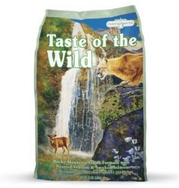 TASTE of the WILD Rocky Mountain 6,6 kg
