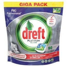Dreft Platinum Kapsułki do Zmywarki 90 szt. Procter & Gamble