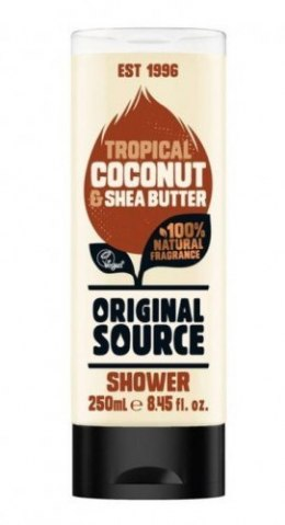 Original Source Tropical Coconut&Shea Butter 250 ml Cussons
