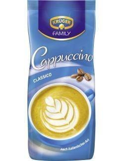 Kruger Cappuccino Classico 500 g Krüger