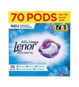 Lenor All-in-1 Aprilfrisch Kapsułki do Prania 70 szt. Procter & Gamble