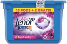 Lenor Color Ametyst Kapsułki do Prania 17 szt. Procter & Gamble