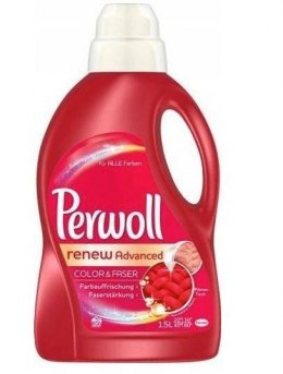 Perwoll Color Renew Advanced Żel do Prania 20 prań Henkel