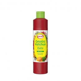 Hela Ketchup Curry Delikat 800 ml Hela